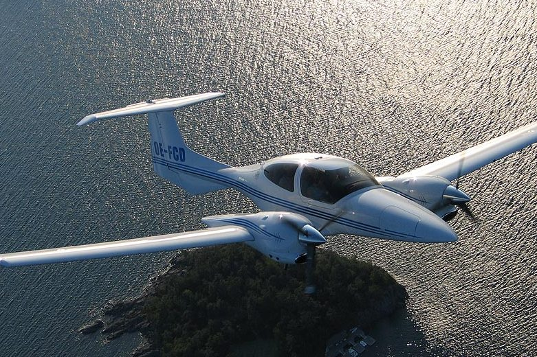DIAMOND AIRCRAFT DA42 TWIN STAR