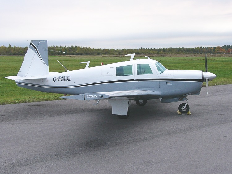 MOONEY M20C RANGER '74-'76