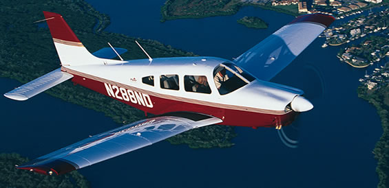 PIPER PA28R-201T T ARROW III