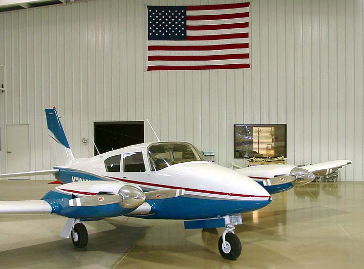 PIPER PA30B TWIN COMANCHE