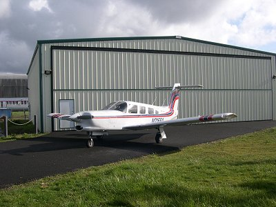 PIPER PA32R TURBO LANCE